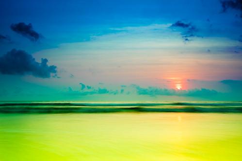 フリー写真素材, 自然・風景, 海, 空, インドネシア,