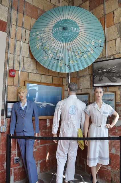 The 1940 Air Terminal Museum in Houston, Texas