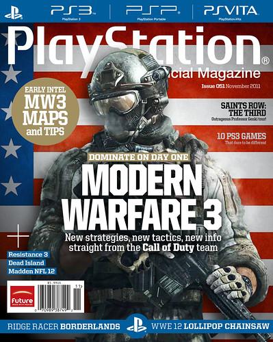 PTOM November 2011 Cover