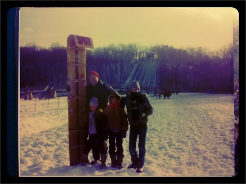 Swallow Cliff Toboggan Slides 1989