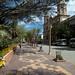 Ritornando da El Cañon passo per Plaza Independencia (Tupiza)