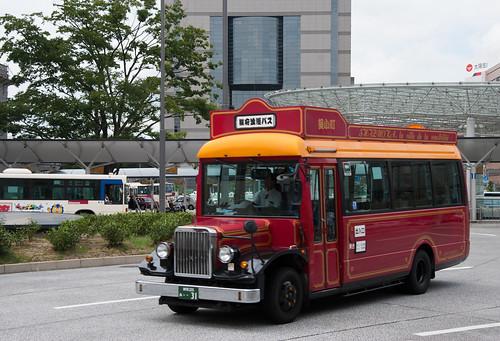 静岡的觀光巴士