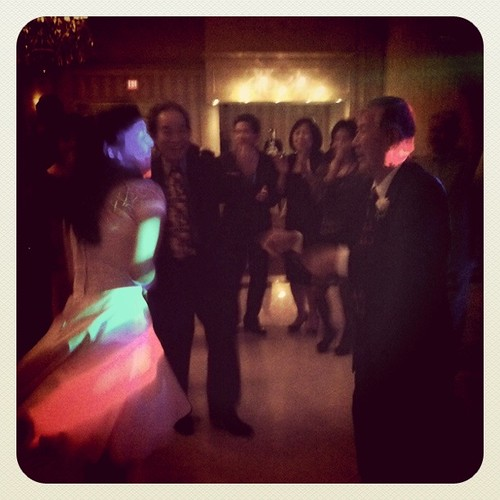 dancin'!