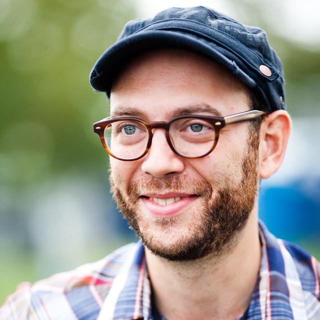 Arts + Labor Creative Director, Erik Horn