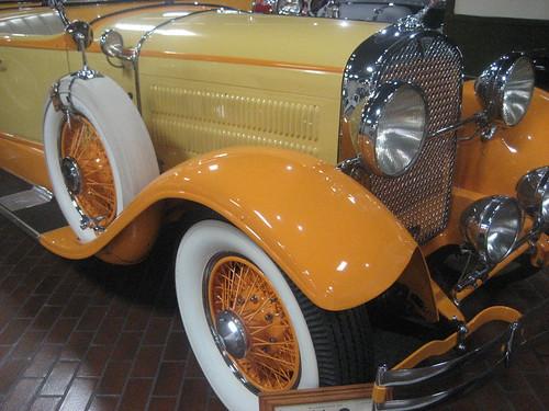 1929 Hudson Sport Phaeton