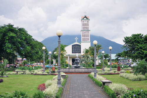La Fortuna Church