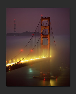 Golden Gate Color Temperature