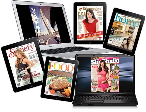 ABS CBN Magazines