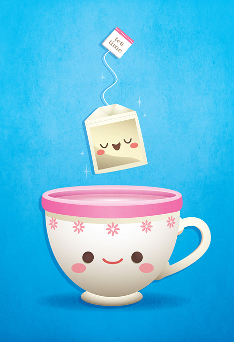 Kawaii Tea Time