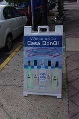 Casa Don Q sign