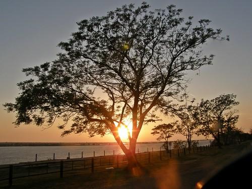paraiso al amanecer
