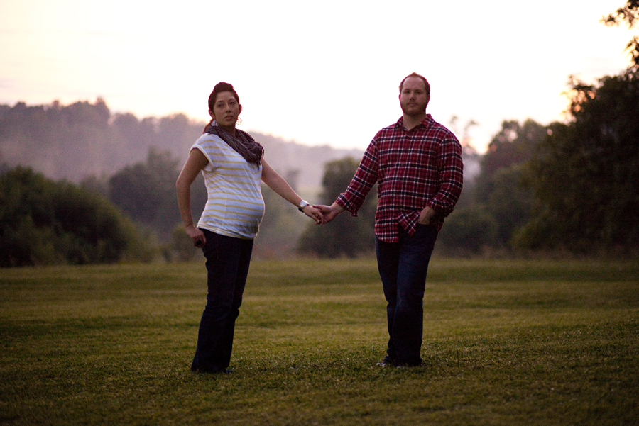 Maria and Luke - Maternity