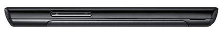 Stylish, slim metal finish for the Samsung Omnia W