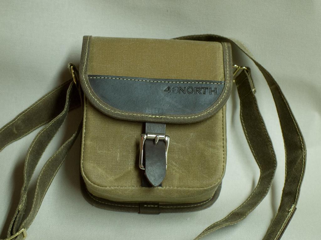 5x7 Camera Bag Prototype #3