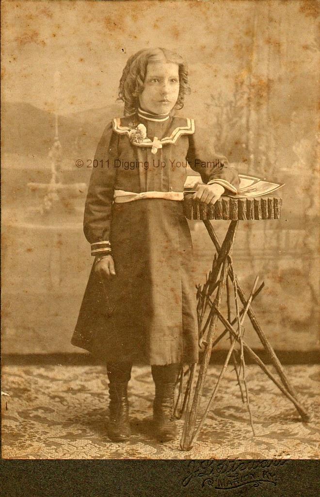Mattie Belle Frazer