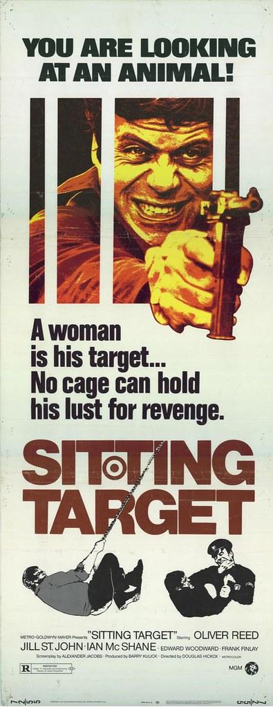Sitting Target (Poster)