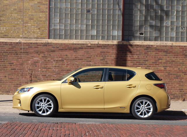 2011 Lexus CT 200h 5