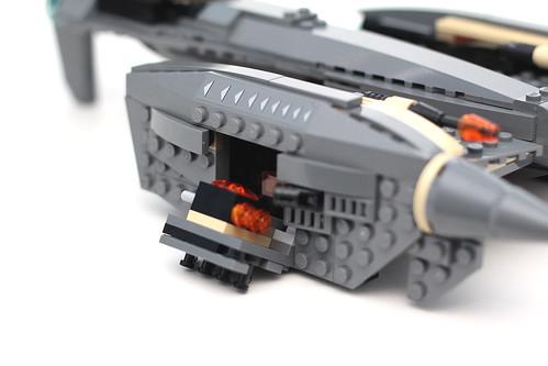 Review: 8095 General Grievous' Starfighter