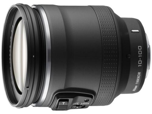 Nikon 10-100mm VR 1 NIKKOR