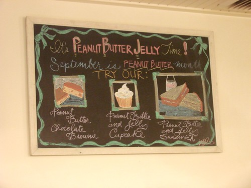 Peanut Butter Month Treats