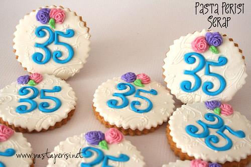 35 yaş kurabiyeleri
