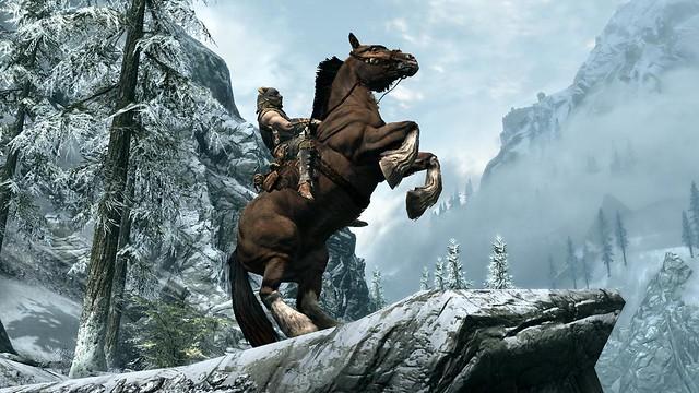 PS3: Horse - Skyrim