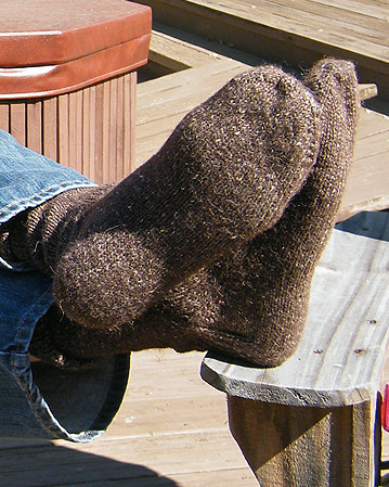 Eriks socks 4