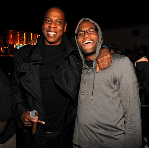 Jay-z Arod, Kevin Lies CC Sabathia The Shawn Carter Foundation Carnival
