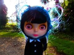Alice sees spots...