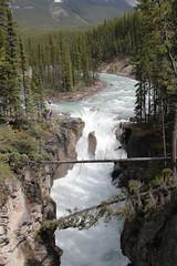 Sunwapta Falls (Marcellinissimo) Tags: canada jasper falls alberta sunwapta