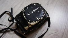 Canon Canonet 28 (Fuuuuuunk) Tags: camera old canon 28 canonet chinon 35fee telemetre