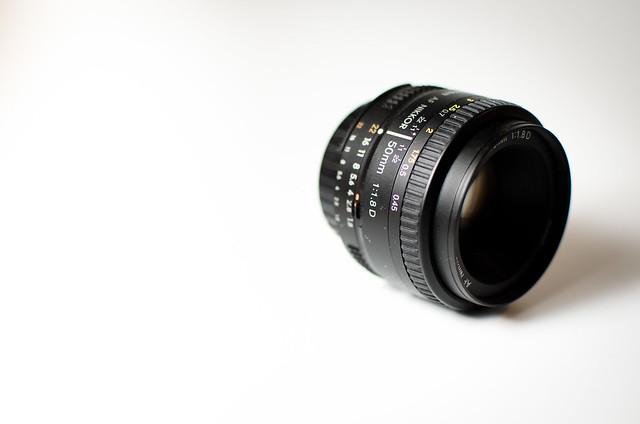 50mm f1.8