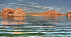 Lake Powell (nebulous 1) Tags: lake water ferry utah nikon desert coloradoriver lakepowell bullfrog hallscrossing lakepowellnationalrecreationarea nebulous1 mygearandme mygearandmepremium