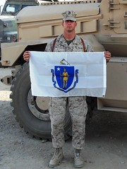 Oxford�s Lt. Gagnon back serving in Afghanistan
