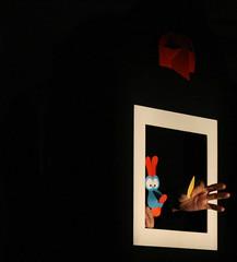 """BraneSolce_Teatro Papelito (Pinacoteca Internazionale dell'Et Evolutiva """"Ald) Tags: teatro spettacolo rezzato papelito guardaluccellino pinac silviapalermo branesolce"""