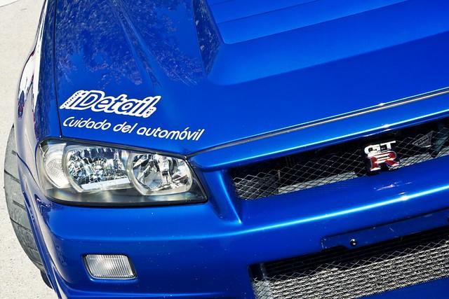 Skyline GT-R R34 XIV