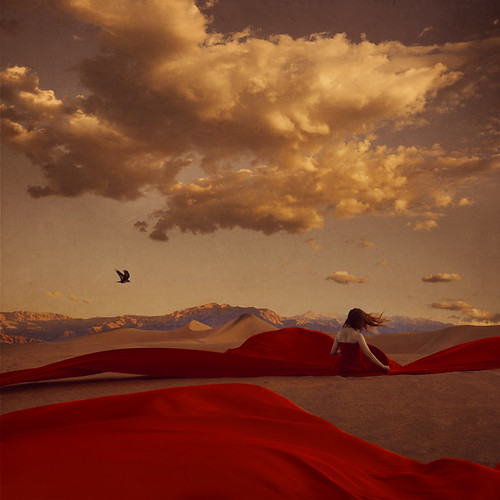 the valley of life / Brooke Shaden