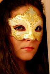 The Mask (FouSo) Tags: venice girl lady theater mask theatre venetian drama