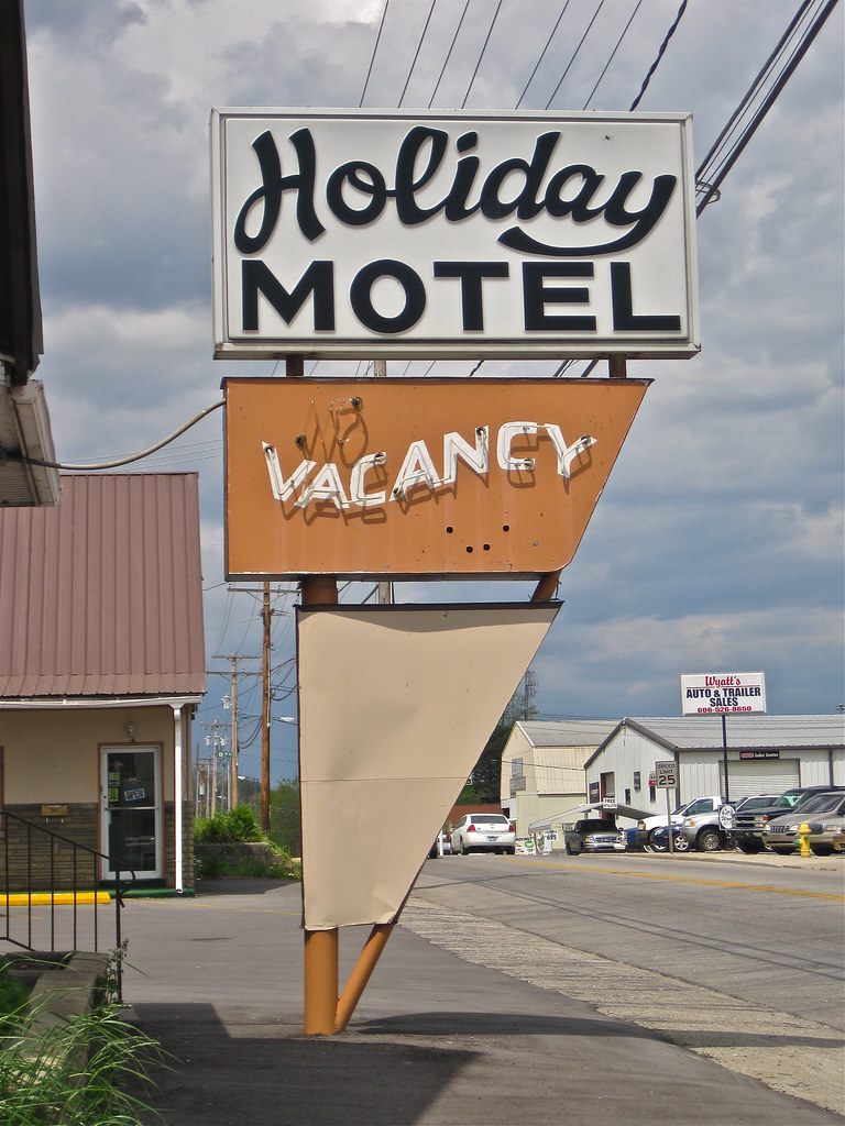 Holiday Motel, Corbin, KY