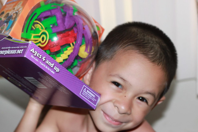 So excited about Perplexus Rookie from Imagine Toys
