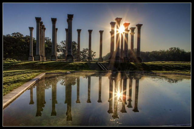 Capitol Columns US Arboretum