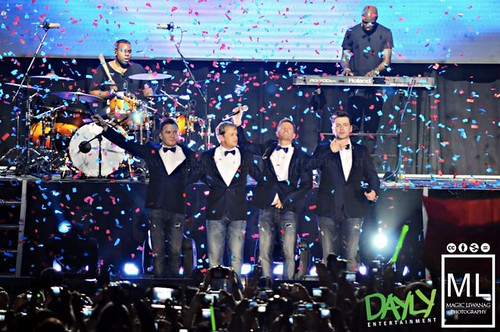 Westlife Live in Manila 02
