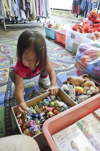 Salvation Army Bazaar Shop - Koto Branch