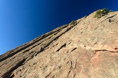Bottom of the Third (matt house) Tags: autumn fall colorado boulder climbing canonef1740mmf4lusm thirdflatiron