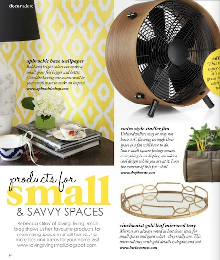 Adore Mag small space picks