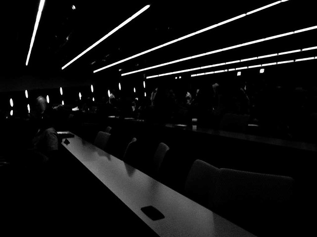 P1010148-2011-10-12-Oliver-Grau-lecture--Georgia-Tech-Clough-Auditorium-Magraine-Lights