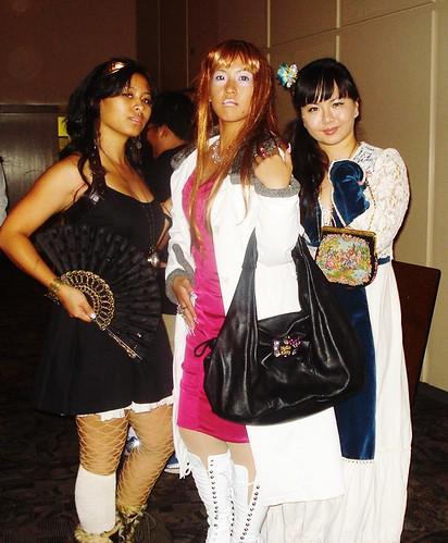Van, Akemi, and Me
