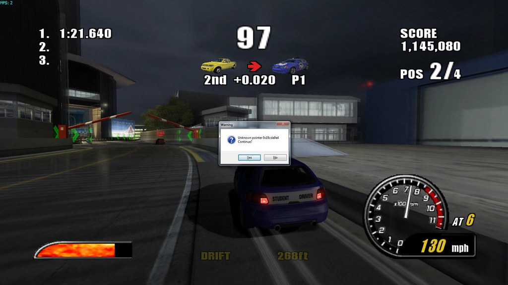 Dolphin, the GameCube and Wii emulator - Forums - Burnout 2