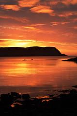 1st Jan 2011 - Beautiful dawn. (zion-star-photography) Tags: sky water sunrise shetland