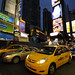 New York Cab - Times Square